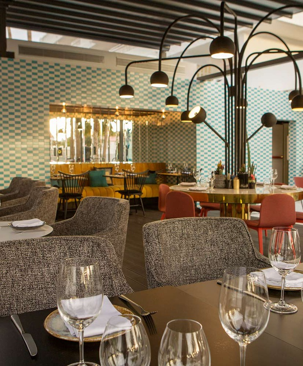 Restaurante Hotel Gold By Marina