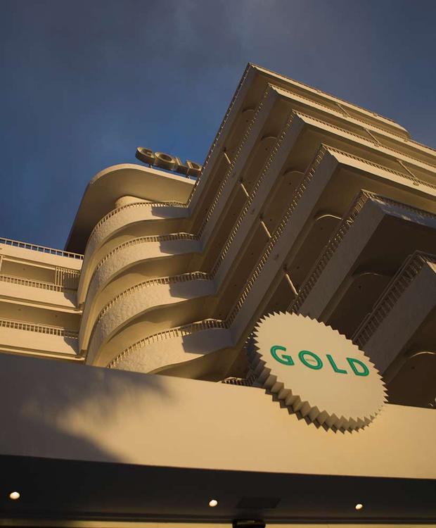Exterior Hotel Gold By Marina